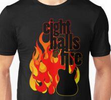 8 Balls of Fire Unisex T-Shirt