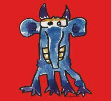 Funny Cartoon MonSTAR Monster 005 Kids Clothes