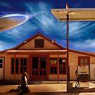 No Gas by Cliff Vestergaard