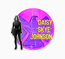 "Daisy ""Skye"" Johnson Grunge T-Shirt"
