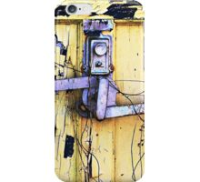 Contain Yourself  iPhone Case/Skin