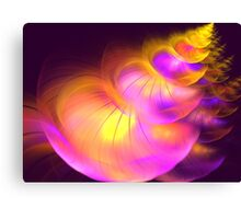Shellicity Canvas Print