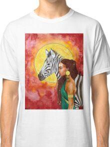 Zebra Guide Classic T-Shirt