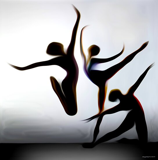 "Dance series ""Movement"" by Martin Dingli"