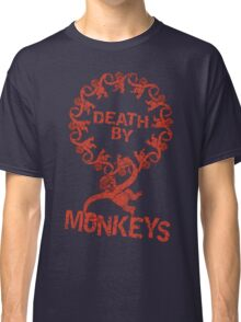 Death by 12 monkeys Classic T-Shirt