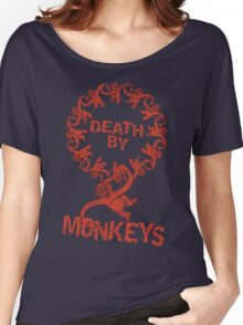 Death by 12 monkeys Women's Relaxed Fit T-Shirt