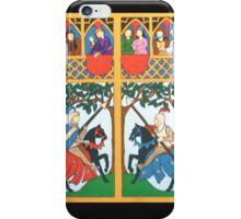 Medieval Scene iPhone Case/Skin