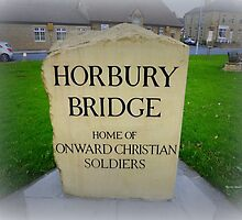 Horbury Bridge by Charmiene Maxwell-Batten