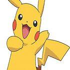 Pikachu! by ashleyschex