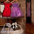 Party frocks -------- Qormi, Malta by Edwin  Catania