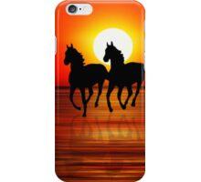 Sunset 3 iPhone Case/Skin