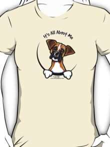 Natural Ears Boxer :: It's All About Me T-Shirt