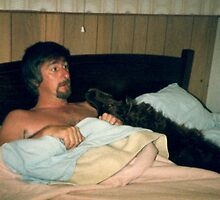 Come on Dad get out of bed I want to go Walkie's! by David A. Everitt (aka silverstrummer)