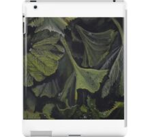 How dew you dew? iPad Case/Skin