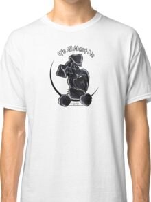 Black Schnauzer :: It's All About Me Classic T-Shirt