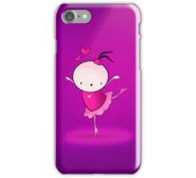 lovely Ballet dance 1 iPhone Case/Skin