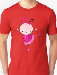 lovely Ballet dance 1 Unisex T-Shirt