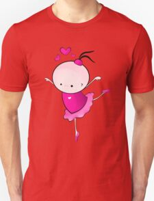 lovely Ballet dance 1 T-Shirt