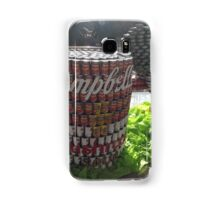 Can Sculpture, Canstruction, Sculptures Made of Cans, New York City Samsung Galaxy Case/Skin