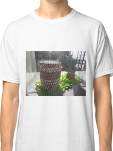Can Sculpture, Canstruction, Sculptures Made of Cans, New York City Classic T-Shirt