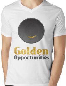 Golden Opportunities Mens V-Neck T-Shirt