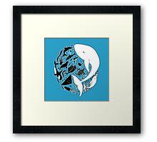 Balance of the Ocean Framed Print