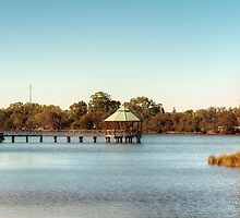 Swan River, Bayswater, Western Australia by Elaine Teague