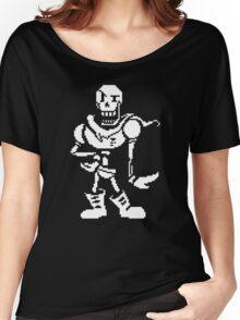 undertale - skeleton Women's Relaxed Fit T-Shirt