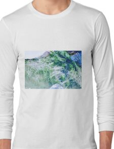 Tidal Reality Long Sleeve T-Shirt