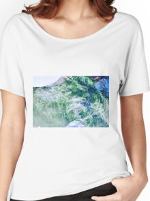 Tidal Reality Women's Relaxed Fit T-Shirt