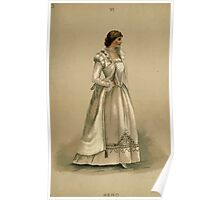 Fancy dresses described or What to wear at fancy balls by Ardern Holt 148 Hero Poster