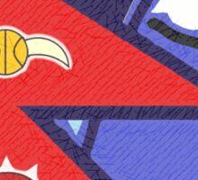 Nepal Quidditch Sticker