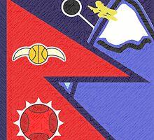 Nepal Quidditch by Isaac Novak