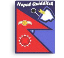 Nepal Quidditch Canvas Print