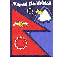 Nepal Quidditch Photographic Print