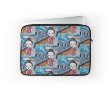 Have Bun - Will Travel Laptop Sleeve