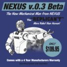 Nexus v.0.3 Beta by robotrobotROBOT