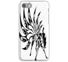 Ninetails iPhone Case/Skin