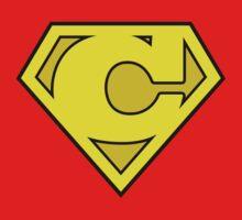 Super Bold & Gold C Logo by adamcampen