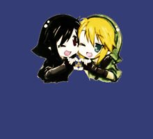 Link and Dark Link Chibi Unisex T-Shirt