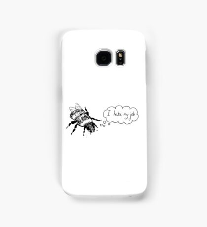 Christopher the corporate slave Samsung Galaxy Case/Skin