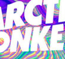 Arctic Monkeys Circle 2 Sticker