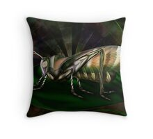 Bug Throw Pillow