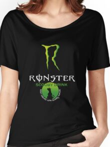 Ronster Energy Drink Women's Relaxed Fit T-Shirt