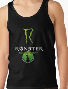 Ronster Energy Drink Tank Top