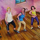Strictly Tum Dancing by Victoria Stanway