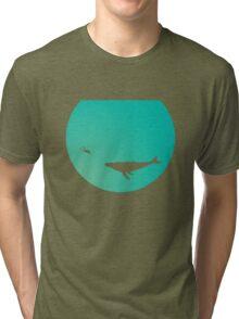Ocean Bowl Tri-blend T-Shirt