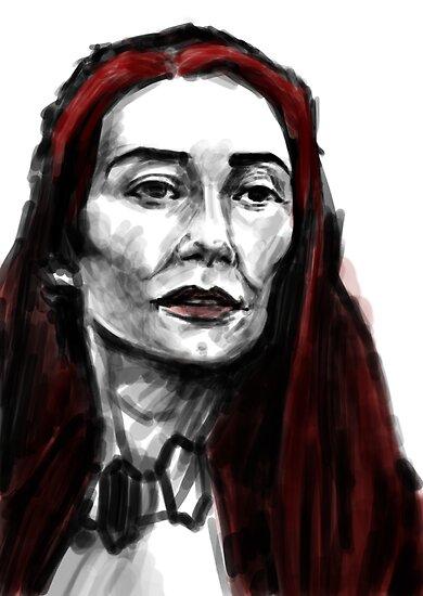 Melisandre by UltimateHurl