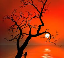 Sunset Silhouettes by Igor Zenin