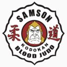 The Venture Brothers - Brock Samson Kodokan Blood Judo by AdrienneOrpheus